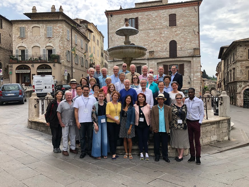 Rome Assisi Conference 5 2018